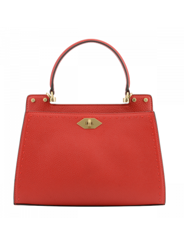 Trianon | Red medium bowler...